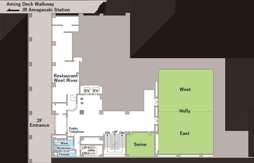2F Floor Map