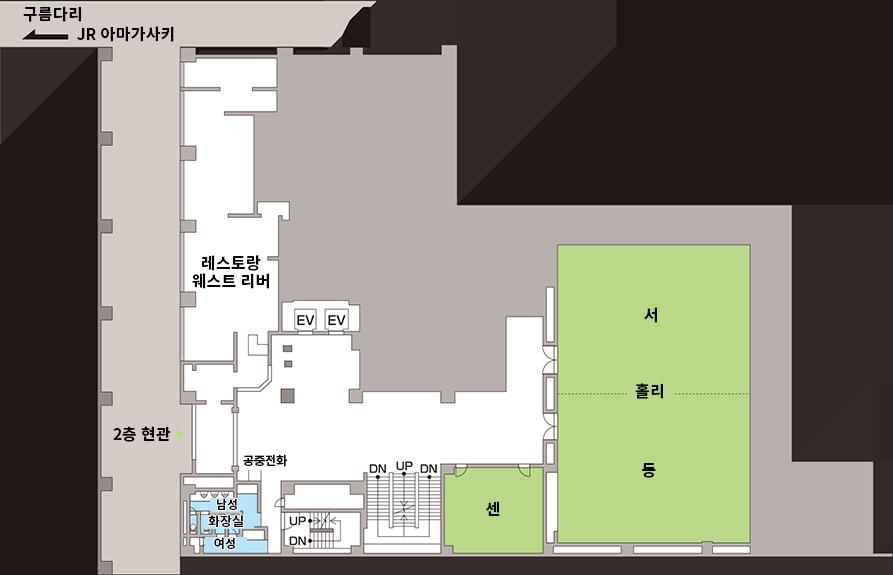 2F플로어 맵