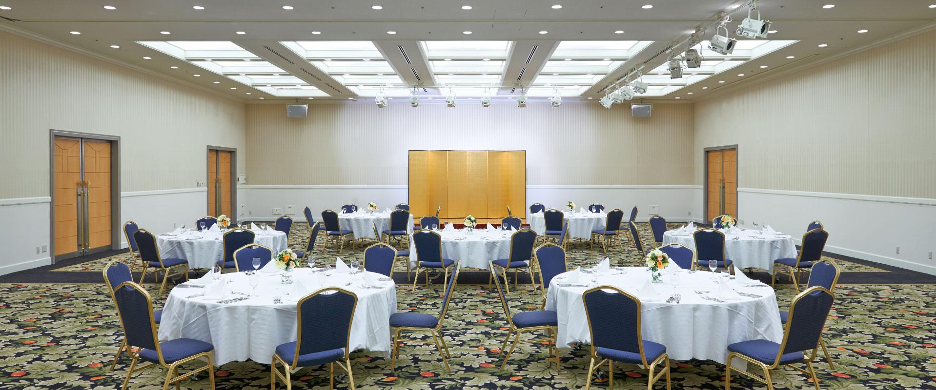 宴会厅图片